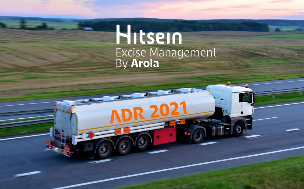 Acuerdo sobre transporte internacional de mercancías peligrosas por carretera (ADR 2021)